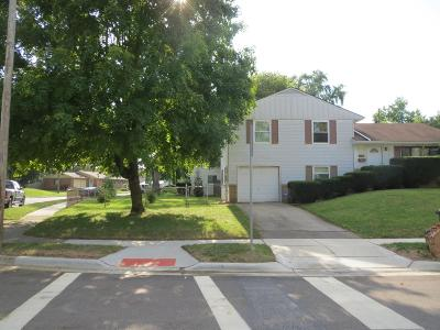 Grove City Single Family Home For Sale: 3900 Jerome Court