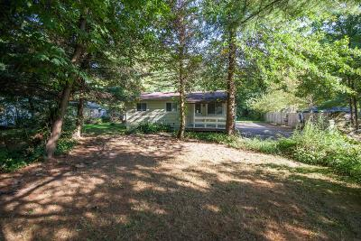 Single Family Home For Sale: 11061 Fancher Road