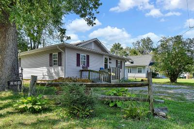 Buckeye Lake Single Family Home For Sale: 225 East Street