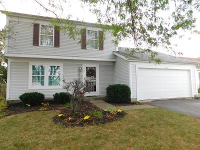 Pickerington Single Family Home For Sale: 3115 Olympic Club Drive