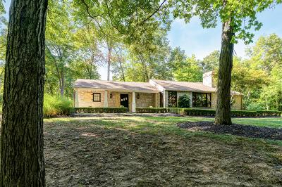 Dublin Single Family Home For Sale: 4275 Summit View Road