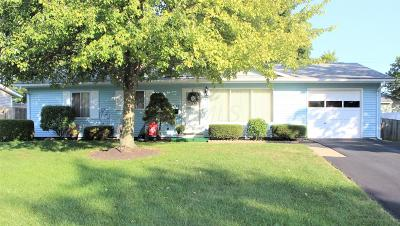 Reynoldsburg Single Family Home For Sale: 7337 Victoria Court