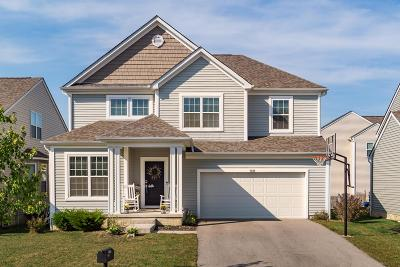 Blacklick Single Family Home For Sale: 8618 Crooked Maple Drive