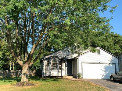 Grove City Single Family Home For Sale: 2684 Creekwillow Place