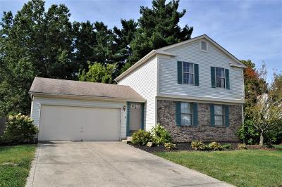 Reynoldsburg Single Family Home For Sale: 8483 Priestley Drive