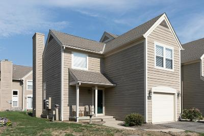 Hilliard Condo For Sale: 3425 Eastwoodlands Trail