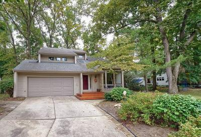 Westerville Single Family Home For Sale: 1133 Oakwood Lane