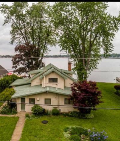 Thornville Single Family Home For Sale: 5222 Bateson Beach Drive NE