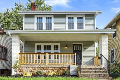 Single Family Home For Sale: 806 Stewart Avenue