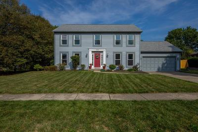 Westerville Single Family Home For Sale: 5228 Longrifle Road