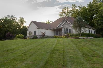 Powell Single Family Home For Sale: 6558 Cook Road