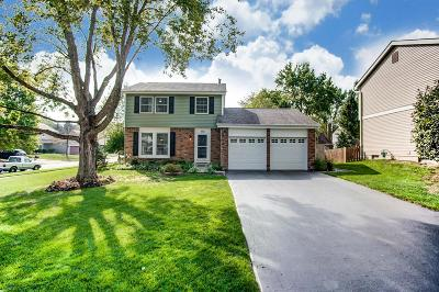 Gahanna Single Family Home For Sale: 298 Sumption Drive