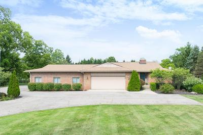 Powell Single Family Home For Sale: 1660 W Powell Road