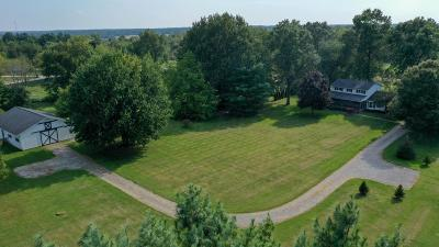 Single Family Home For Sale: 5440 Johnstown Alexandria Road