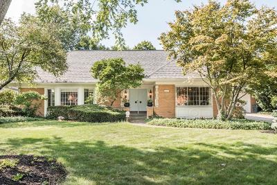 Columbus Single Family Home For Sale: 257 Eastmoor Boulevard