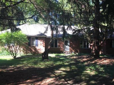Single Family Home For Sale: 8628 Concord Road