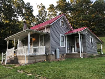 Chillicothe Single Family Home For Sale: 883 Moss Hollow Road