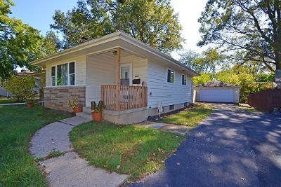 Reynoldsburg Single Family Home For Sale: 6337 Rider Road