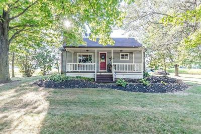 Johnstown Single Family Home For Sale: 4255 Clover Valley Road