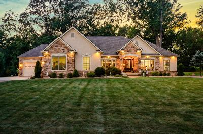 Fairfield County Single Family Home For Sale: 13135 Snyder Church Road NW
