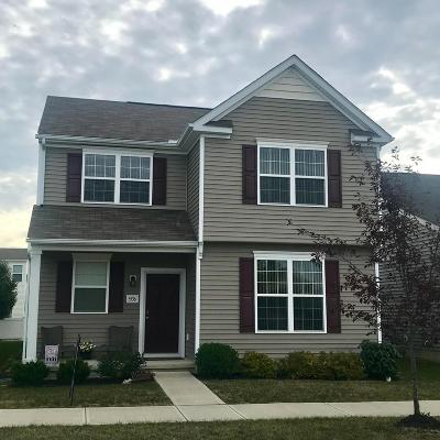 Dublin Single Family Home For Sale: 5536 Tygart Valley Drive