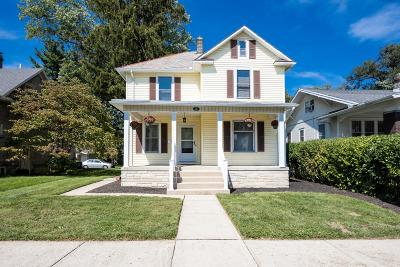 Westerville Single Family Home For Sale: 36 E Broadway Avenue