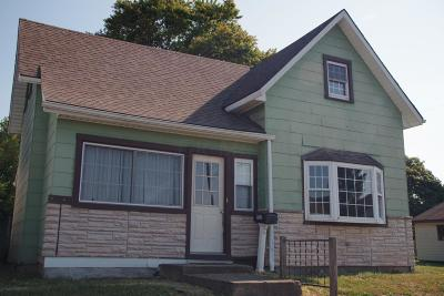 Fayette County Single Family Home For Sale: 932 S Hinde Street