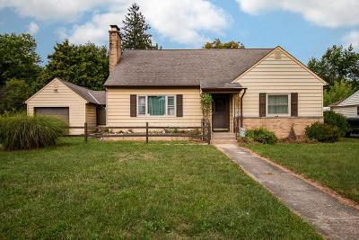 Grove City Single Family Home For Sale: 3180 Gunderman Avenue