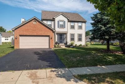 Grove City Single Family Home For Sale: 3629 Lake Mead Drive