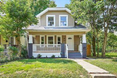 Single Family Home For Sale: 1069 Miller Avenue