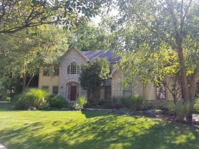 Westerville Single Family Home For Sale: 578 Lighthouse Court
