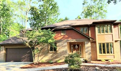 Westerville Single Family Home For Sale: 418 Washington Square Court