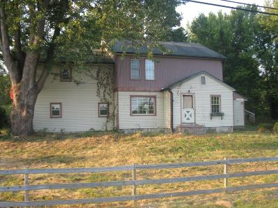 Mount Vernon Single Family Home For Sale: 8377 Columbus Road