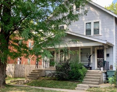 Columbus Multi Family Home For Sale: 422-424 Stewart Avenue
