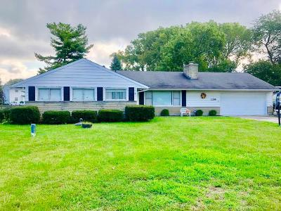 Grove City Single Family Home For Sale: 2286 Demorest Road