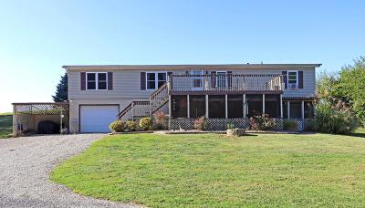 Franklin County, Delaware County, Fairfield County, Hocking County, Licking County, Madison County, Morrow County, Perry County, Pickaway County, Union County Single Family Home For Sale: 22861 Smith Hulse Road
