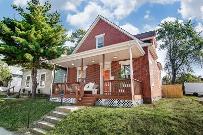 Columbus Single Family Home For Sale: 30 N Wayne Avenue