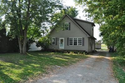 Thurston OH Single Family Home For Sale: $129,900