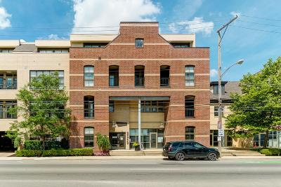Columbus Condo For Sale: 825 N 4th Street #308