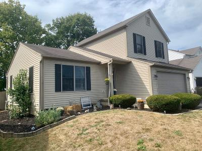 Lancaster OH Single Family Home For Sale: $189,900