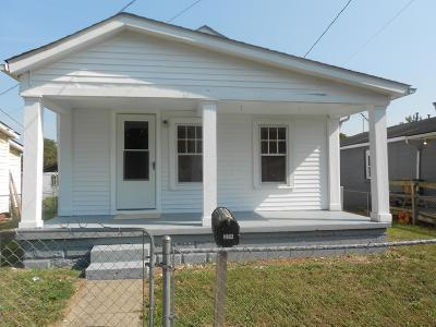 Circleville OH Single Family Home For Sale: $79,900