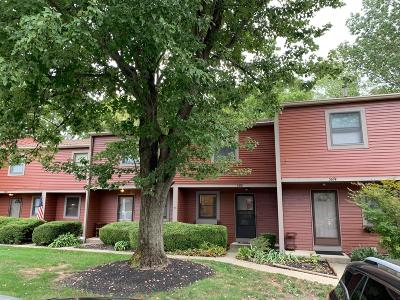 Columbus Condo For Sale: 5676 Great Woods Boulevard