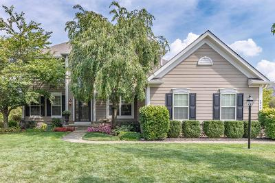 Union County Single Family Home For Sale: 6862 Sagestone Drive