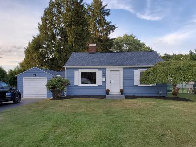 Newark Single Family Home For Sale: 316 Pierson Boulevard