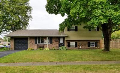 Single Family Home For Sale: 490 Canterwood Court