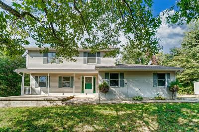 Centerburg Single Family Home For Sale: 7891 Moody Road