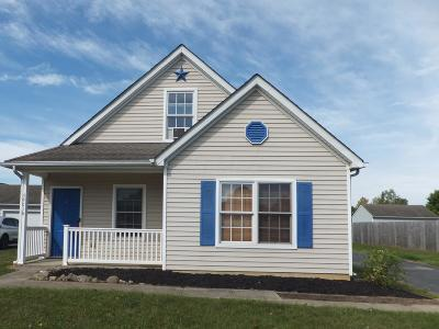 Obetz Single Family Home For Sale: 3991 Graves Drive