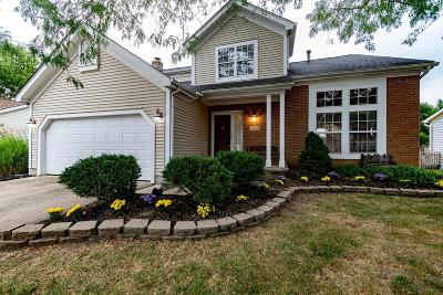 Pickerington Single Family Home For Sale: 7808 Oakland Hills Court