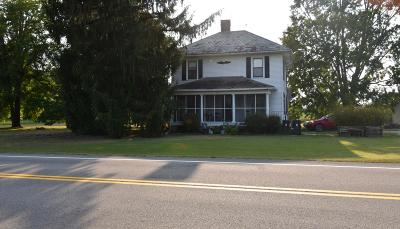 Union County Single Family Home For Sale: 15903 State Road