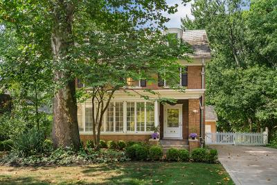 Bexley Single Family Home For Sale: 319 S Columbia Avenue